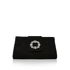 Miss KG - Black 'Tiffany' clutch bag