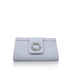 Miss KG - Pale 'Tiffany' blue clutch bag