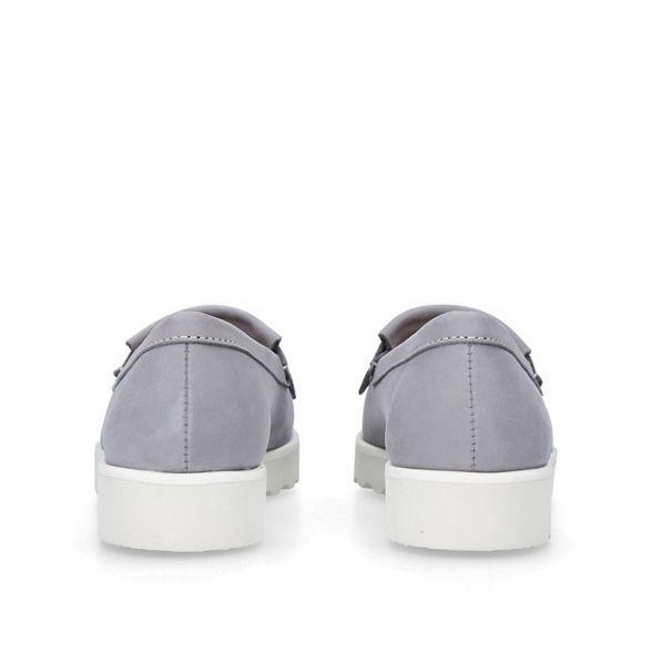 Carvela flat 'Christina' loafers Comfort Grey rnqR7rX