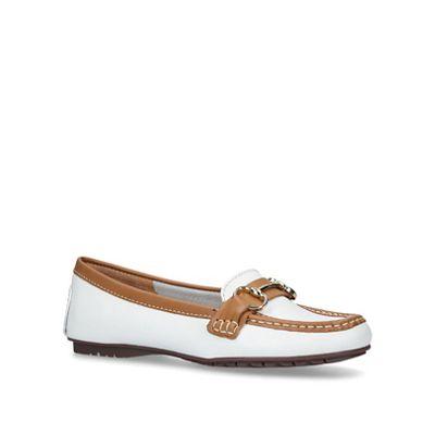 Carvela Comfort - White White - 'Cooper' loafers ec863d