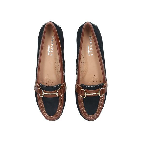 'Cooper' Navy Navy loafers Comfort Comfort Carvela Carvela xvz6w4