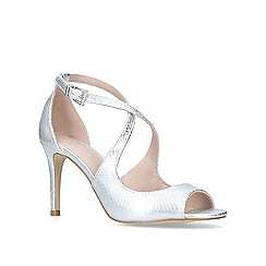 Carvela - Loss' cross strap court shoes