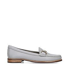 Carvela Comfort - Grey 'Click' Flat Loafers