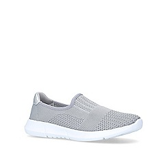 Carvela Comfort - Grey 'Carly' slip on trainers