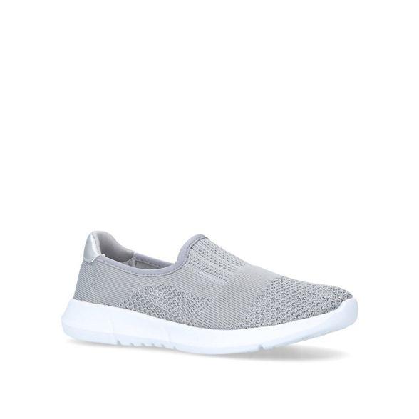 slip on 'Carly' Comfort Carvela trainers Grey 0wqazzO74