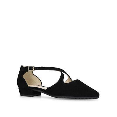 Carvela Comfort - Black 'Amour' shoes low heel court shoes 'Amour' f8a08c