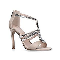 Carvela - Nude 'Lost' high heel sandal