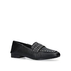 Miss KG - Black 'Maize' loafers