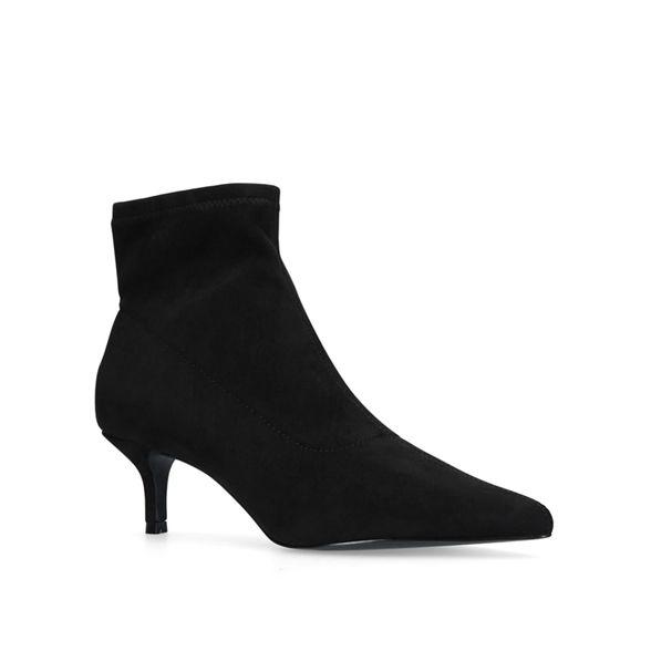 'sense' mid ankle boots KG Black sock heel Miss Bp8qECwxw