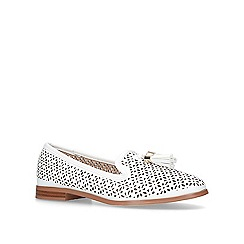 Carvela - White 'Marx' loafers