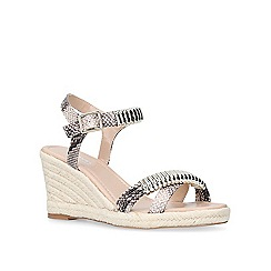 Carvela - Nudge 'Slipper' wedges