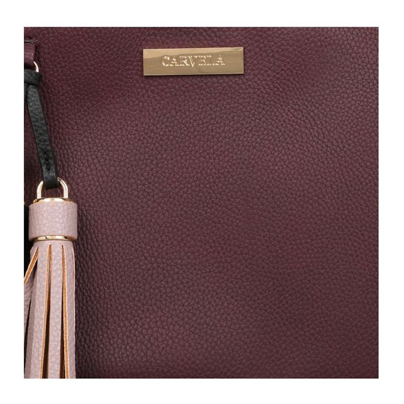 bag Tassel Carvela Wine Tote' tote 'Seb Mini n6gP8g7q