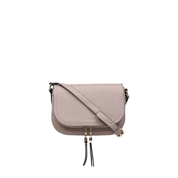 cross Zip body Saddle 'Soula X bag Carvela Taupe Body' FfCY1