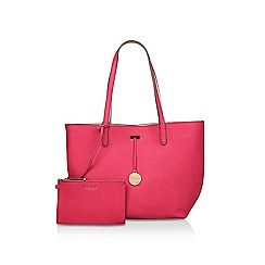 Carvela - Pink 'Sully Reversible Tote' tote bag