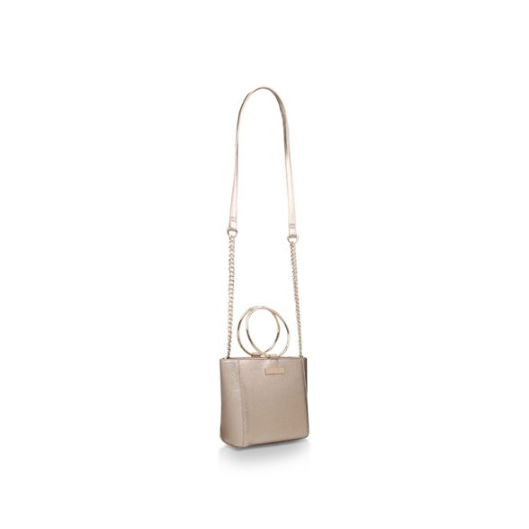 Carvela Circle' cross bag body Gold 'Super rFqEOrxv