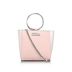 Carvela - Pink 'Super Circle X Body' cross  body bag