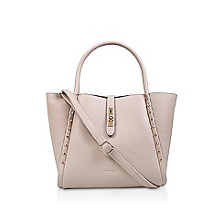 Carvela - Nude 'Shar Studded' tote bag