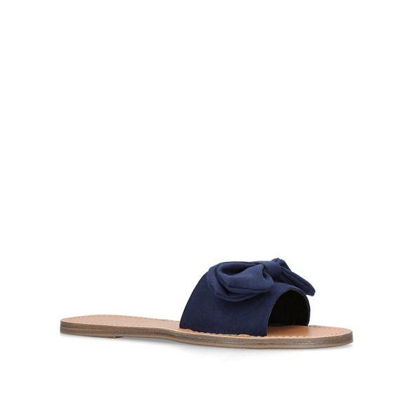 Miss flat 'Rizo' Navy sandals KG Hw4TqH