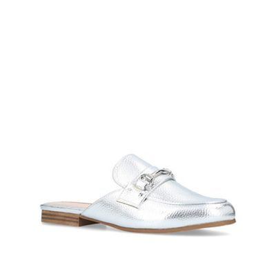 Miss KG - 'Nessie' backless loafers