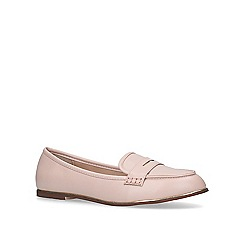 Miss KG - Nude 'Katerina' flat loafers