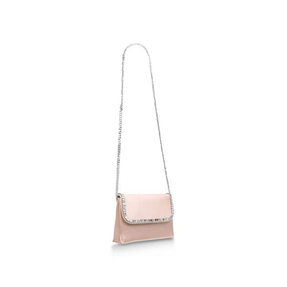 Pouch' shoulder Nude 'Lost bag Carvela EqBYAF