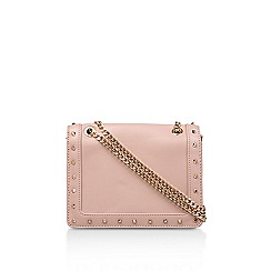 Carvela - Nude 'Kansas X Body' cross body bag