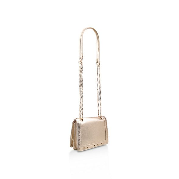 Carvela bag Gold 'Kansas X Body' body cross q4Bwq