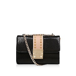 Carvela - Black 'kankan crossbody' bag