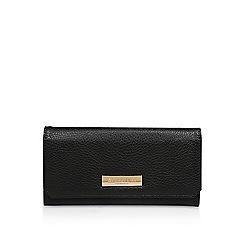 Carvela - Black 'Andi fold over wallet' wallet