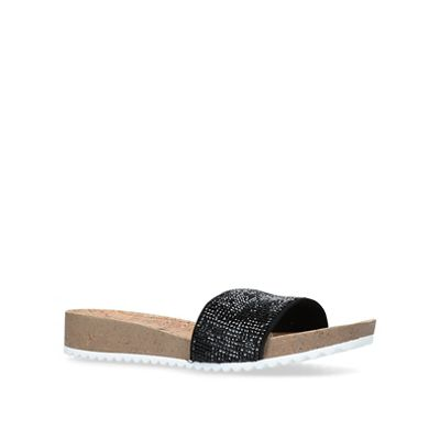 Anne Klein - 'Qtee' sliders Fashionable and eye-catching shoes