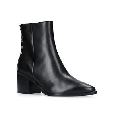 Carvela - 'Slightly' mid heel ankle boots