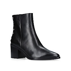 Carvela - 'Slightly' mid heel ankle boots