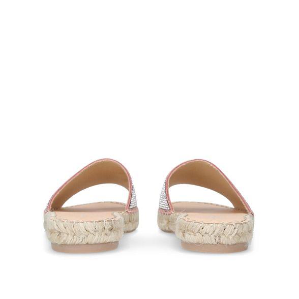 Carvela style Karly sandals Pink slider zxHa8xgqw