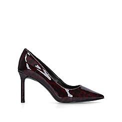 Nine West - Wine 'Emmala' court shoes