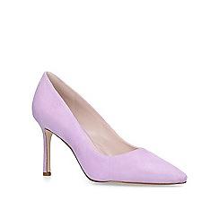 Nine West - Lilac 'Emmala' mid-heel court shoes