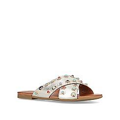 01d50e4be2 silver - Carvela - Sandals - Women | Debenhams