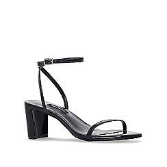 228ffbdc40e Block heel - Ankle strap sandals - Nine West - Sandals - Women ...