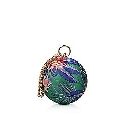 Carvela - Floral 'Guide' clutch bag