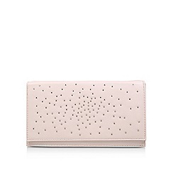 Carvela - Nude 'Gogo' clutch bag