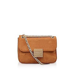 Carvela - Camel 'Grappa' cross body bag
