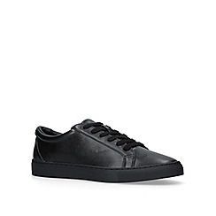 KG Kurt Geiger - Black 'Whitworth' low top trainers