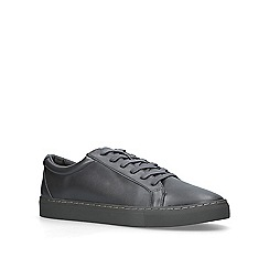 KG Kurt Geiger - Grey 'Whitworth' lace up trainers