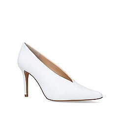 Vince Camuto - White 'Ankia' court shoes