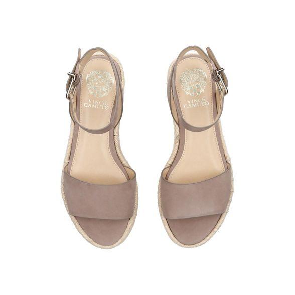 sandals flatform Camuto Vince 'Kathalia' Nude xAfSWw1B