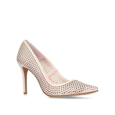 Vince Camuto - Nude 'Sarritah' stiletto heel court shoes