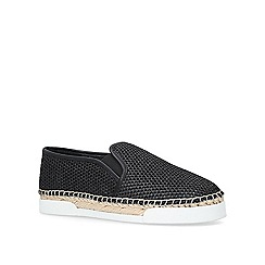 Vince Camuto - Black 'Tambie' flat shoes