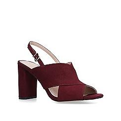011f51500c8 Block heel - red - Carvela - Sandals - Women