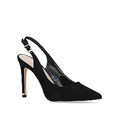 Carvela - Black 'Klass' high heel court shoes