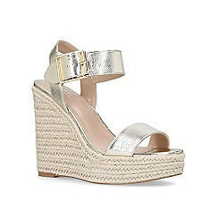 Carvela - Gold 'Stunning' high heel sandals