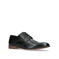 KG Kurt Geiger - Black 'Thornbury' brogue shoes
